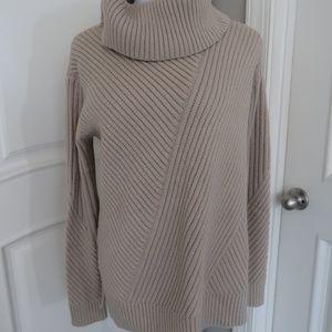 Ann Taylor cowl neck sweater
